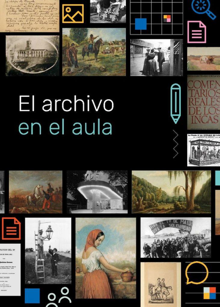 Cover of El archivo en el aula