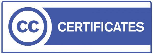 CC Certificate logo