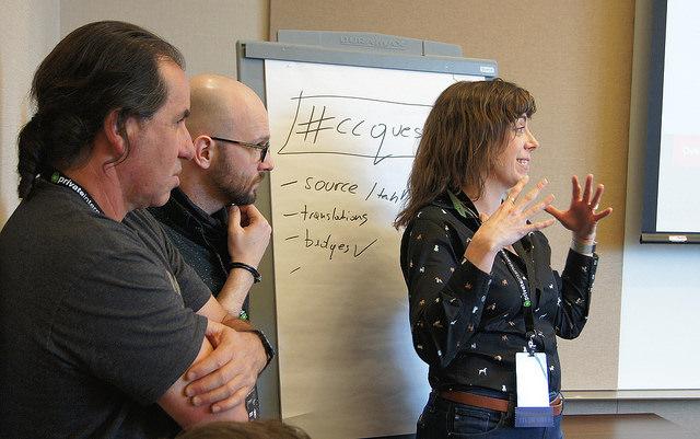 Certificate Team Speaking at CC Summit