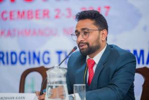 Roshan Kumar Karn, Scholarship Recipient